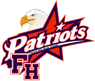 Forest Hill Patriots Logo